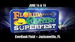 2014 Florida Country Superfest Concert Event Live In Jacksonville