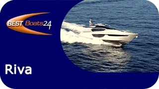 Riva 76 Perseo Boote Neuvorstellung 2015 bei BEST-Boats24