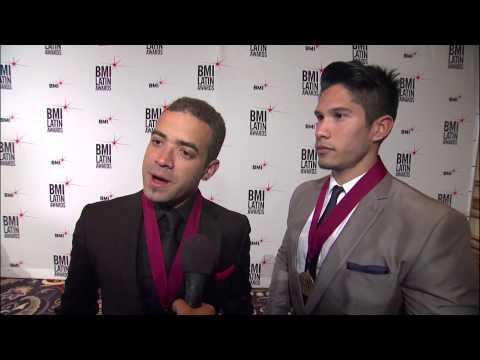 Chino & Nacho Interview - The 2013 BMI Latin Awards