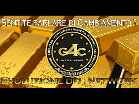 Gold4Change Presentazione Italia