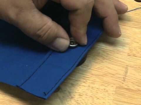 Snap Fastener Kit in Waterproof Box