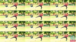 Learn martial arts by watching videos