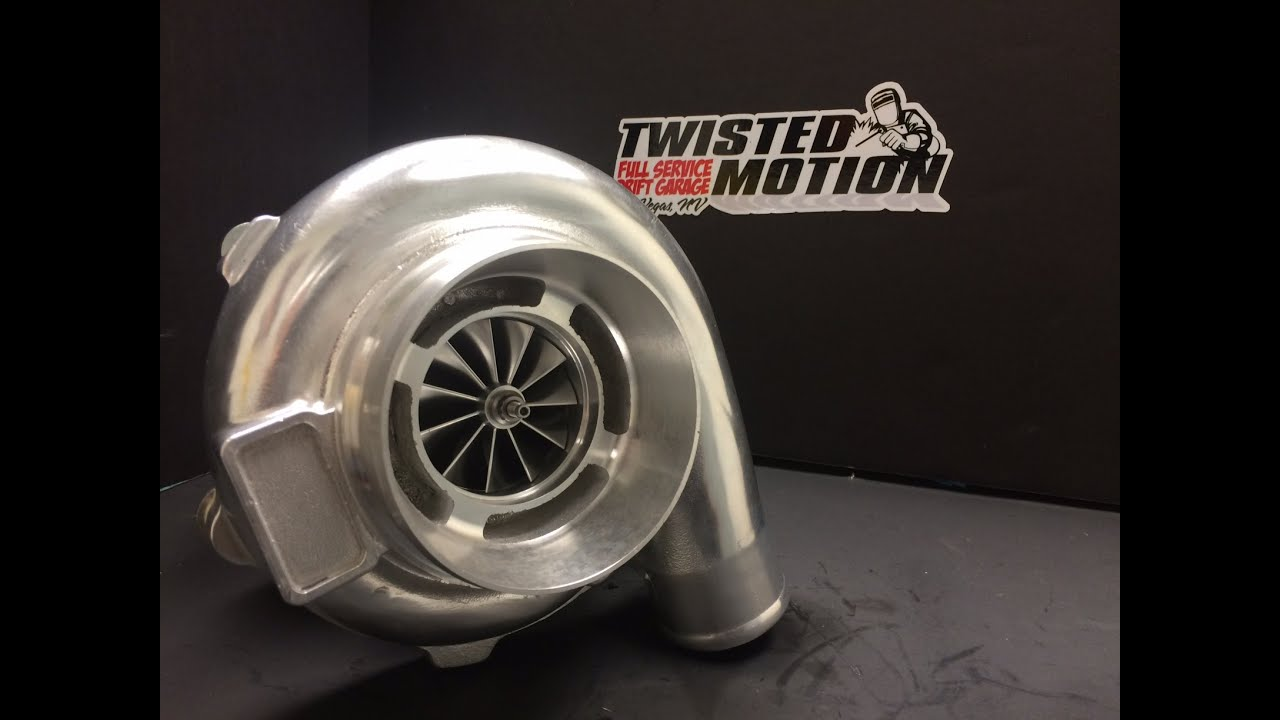 TWISTED MOTION GTX3076R `NEW RELEASE` BALL BEARING TURBO SR20DET