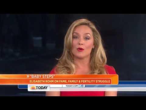 Elisabeth Rohm Opens Up About Infertility