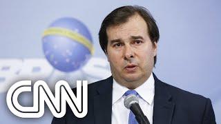 Disputa pela Câmara tem até 'gincana' na casa de Maia | EXPRESSO CNN - YouTube