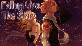 Nightcore - Falling like the Stars (Lyrics) Video