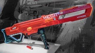 2018 Nerf Mega Thunderhawk Accustrike Mega Sniper