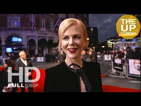 Lion premiere: Nicole Kidman interview on adoption, London, Dev Patel