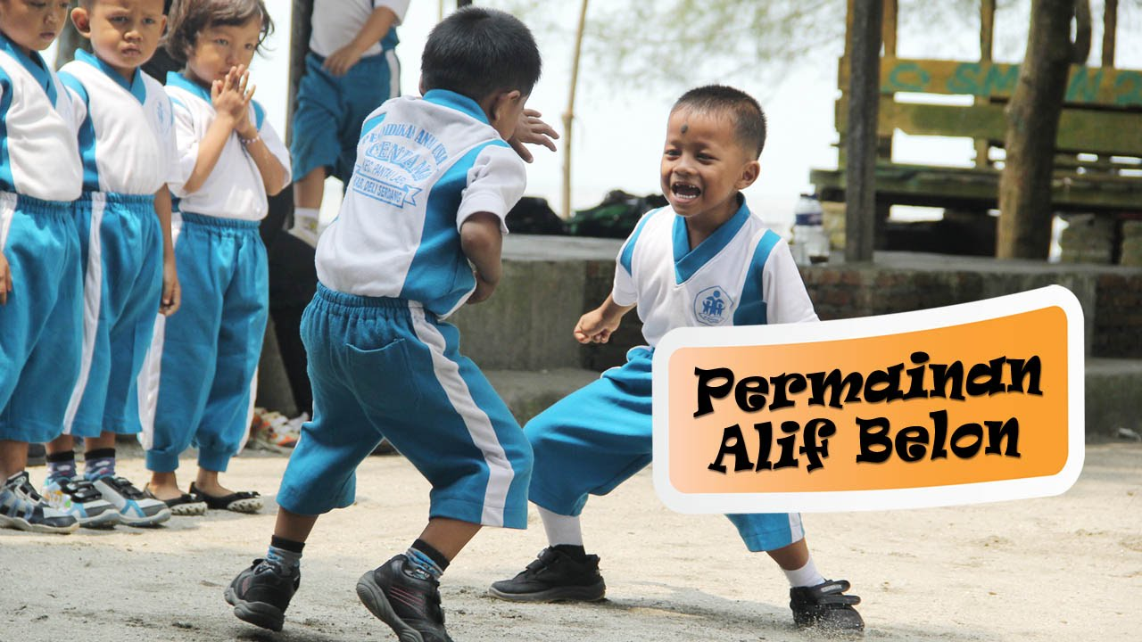 Alif Belon Permainan Tradisional Anak Melayu Youtube