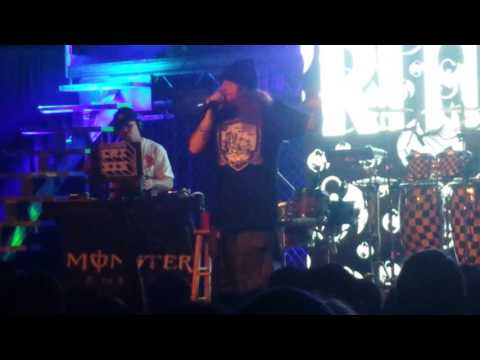 Rittz - Turning up the Bottle Live