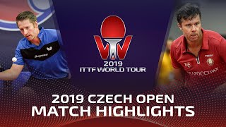 Владимир Самсонов vs Ruwen Filus | Czech Open 2019 (R32)