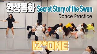 [연습영상] IZ*ONE (아이즈원) - 환상동화 (S…