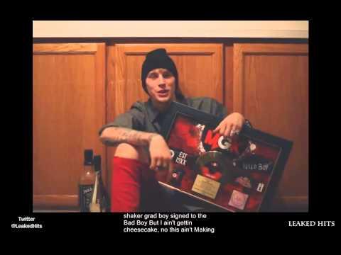 Machine Gun Kelly Champions ft. Diddy w/Lyrics Hd