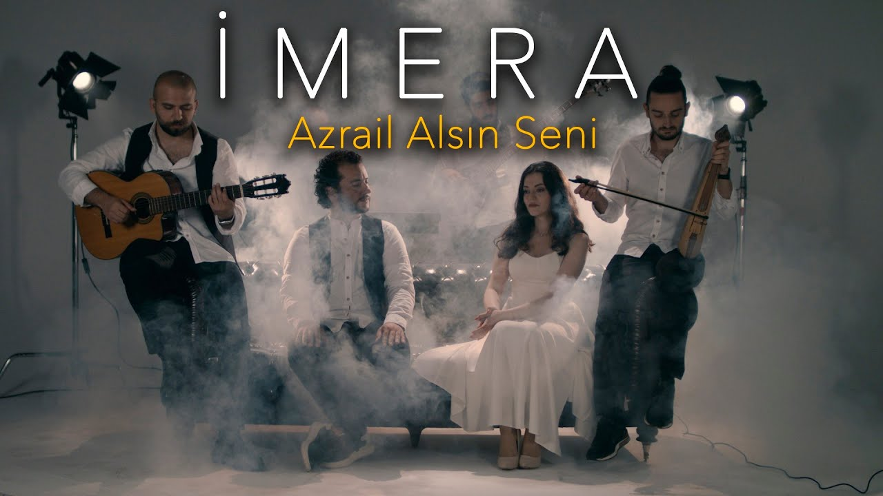 İMERA - Azrail Alsın Seni (Eller Alacağına) [2021 Official Video]