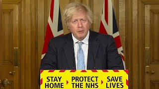 video: 'Benefits firmly outweigh the risks' - Boris Johnson says he will get Oxford-AstraZeneca  jab on Friday