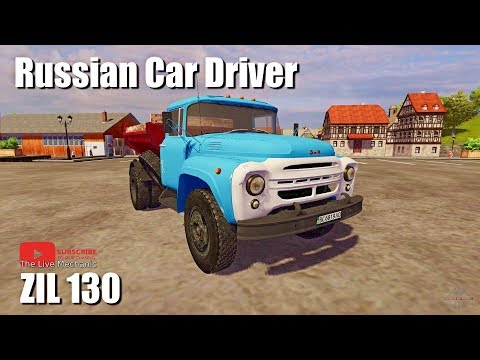 Russian Car Driver ZIL 130 (Android Gameplay)