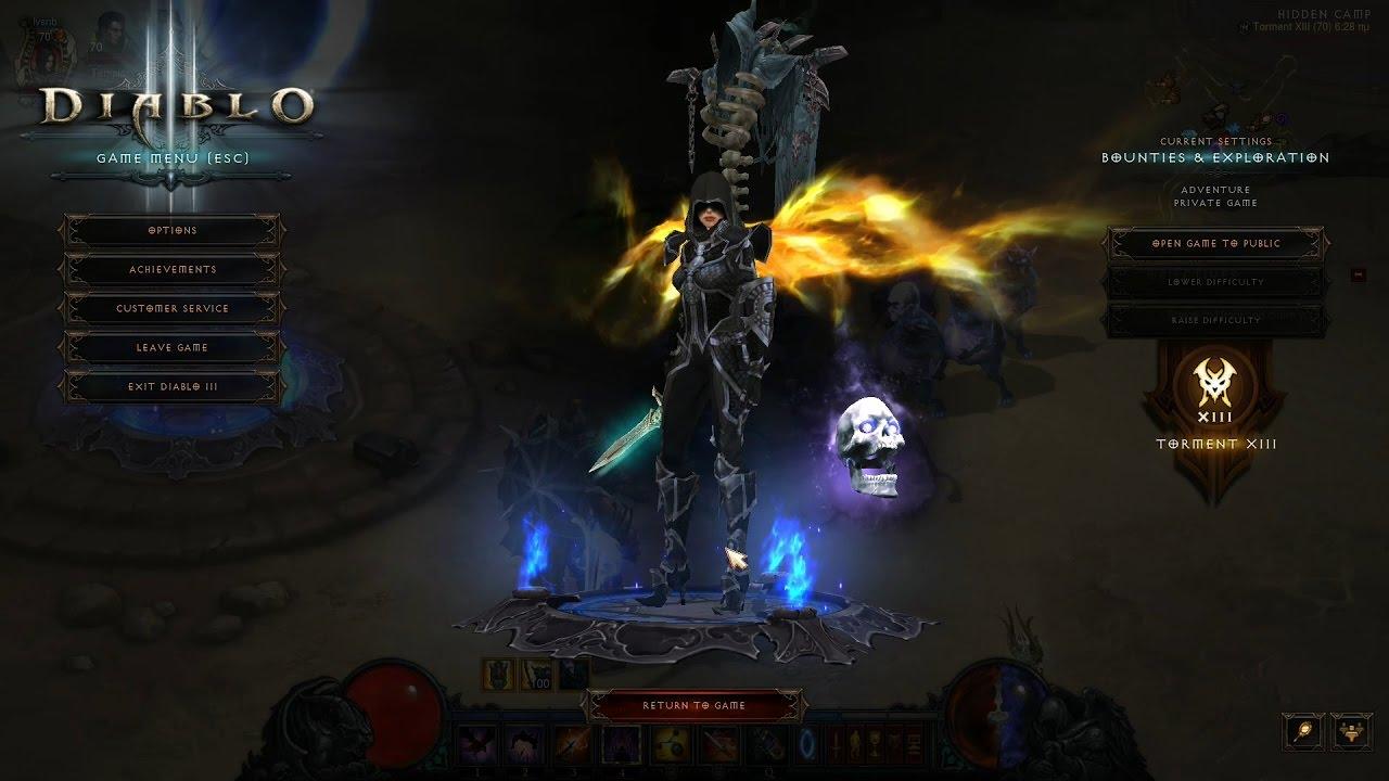 Diablo  Season  Demon Hunter Builds