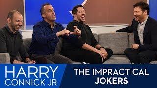 Impractical Jokers Prank Harry's Audience