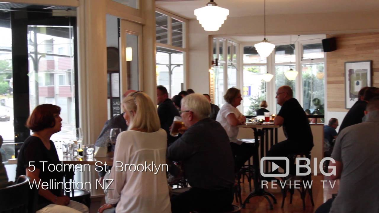 Salty Pidgin Bar And Restaurant In Wellington Nz Serving Good Food And Wine