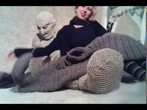 Extreme wool encasement