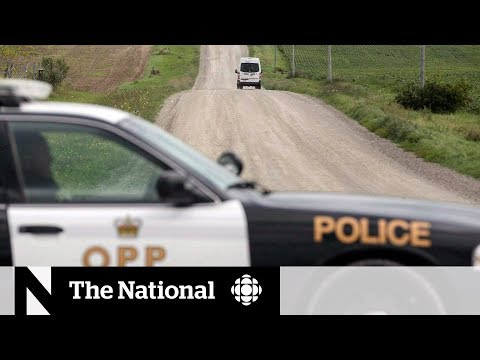 Ontario Coroner Calls For More Support To Prevent Police Suicides