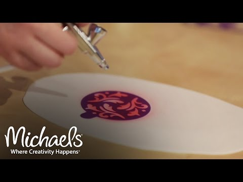 Wilton Decorating Airbrush Techniques | Baking & Treats