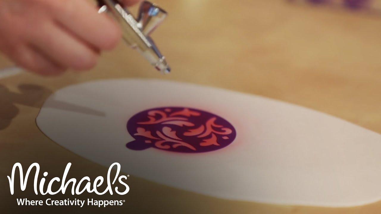 Wilton Decorating Airbrush Techniques | Baking & Treats | Michaels ...