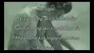 Kay Tagal By April Boy