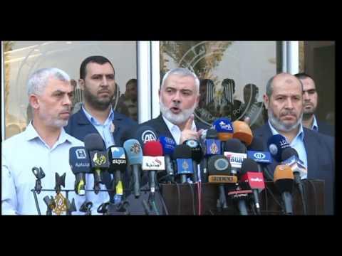 180131 ALJAZEERA Hamas Leader Gaza Economy