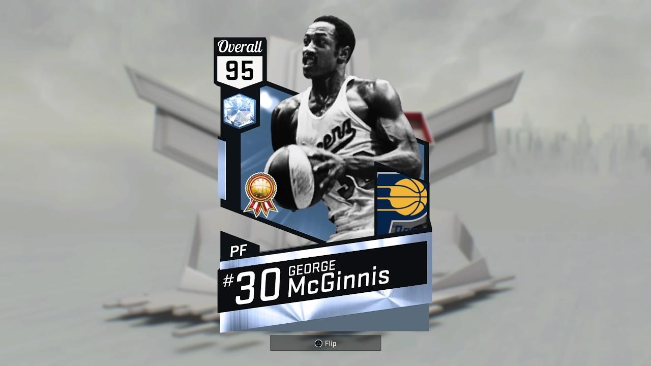 Weekly Challenges plete Diamond George McGinnis Reward NBA