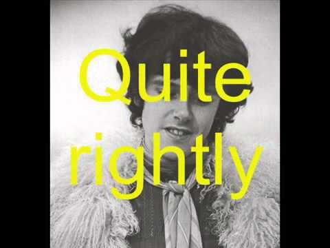 Mellow Yellow Single Version] By Donovan With Lyrics