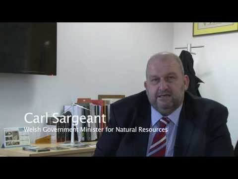 Carl Sargeant AM Addresses Tree Health Conference