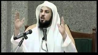 قصة الرسول مع المشركين د.محمد العريفي