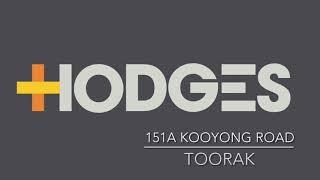 151A Kooyong Road, Toorak
