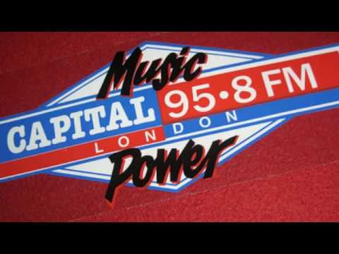 Capital FM 95.8 London - Chris Tarrant - October 9 1996