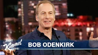 Bob Odenkirk on Disappearing from High School & Better Call Saul