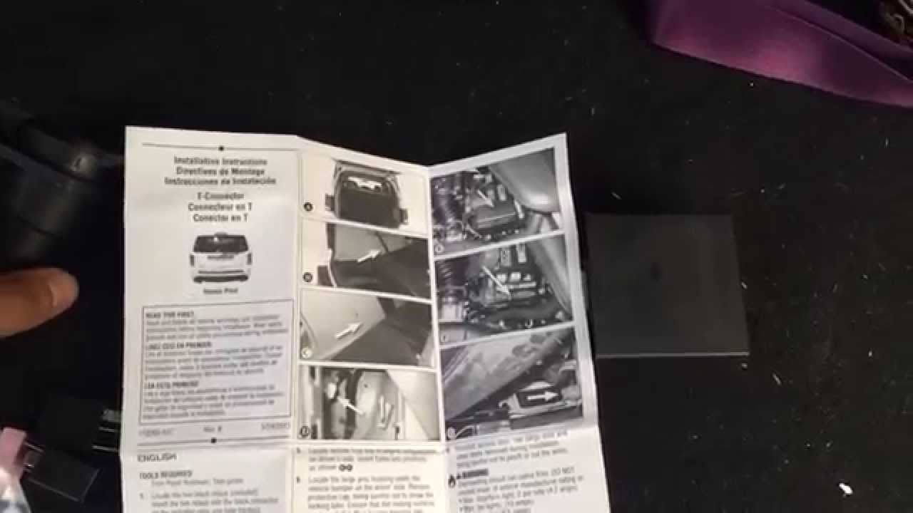 2013 honda pilot tow wiring harness install youtube 2014 honda pilot trailer wiring harness 2013 honda pilot tow wire harness [ 1280 x 720 Pixel ]