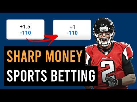 Sharp Money Sports Betting