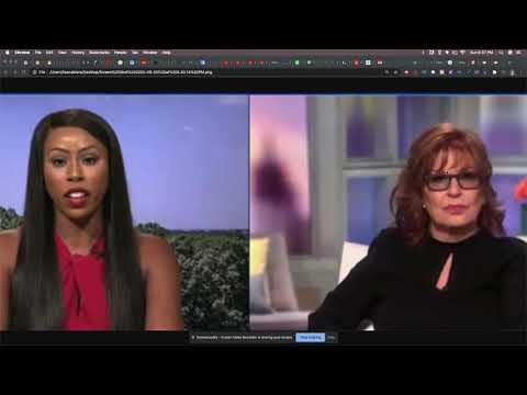Kim Klacik vs. Joy Behar
