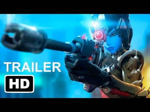 Overwatch 'The Movie' - Trailer #2 (HD)