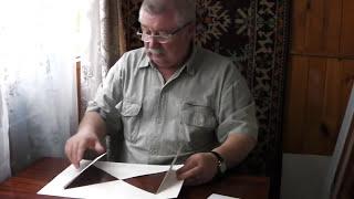 Как я делаю паспарту для рисунков