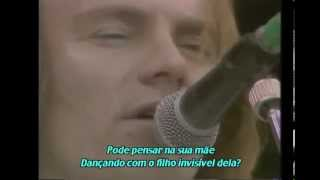 Sting - They Dance Alone (Tradução)