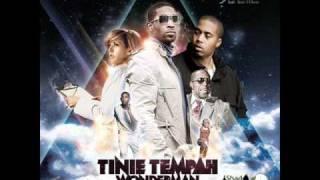 Nas Ft Keri Hilson Hero vs Tinie Tempah ft Ellie Goulding Wonderman