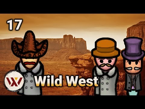 Shooting Cobalt! #17 Wild West - Rimworld Extreme Let's Play Gameplay! Beta 18