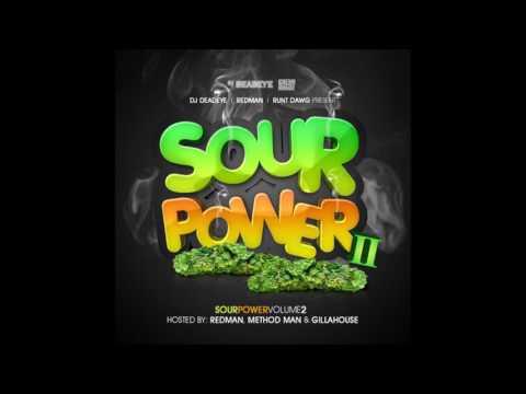 Redman - Sour Power Vol 2