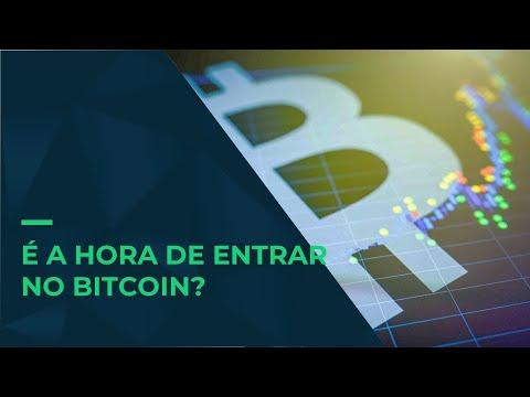 Bitcoin a US$ 8.000, é a hora de entrar?