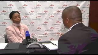 Nyembezi-Heita is set to depart Arcelor in the next few months