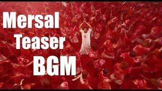 Mersal Teaser BGM Vijay, Samantha, Kajal A R Rahman Atlee.mp3