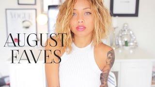 AUGUST FAVOURITES | Beautycrush