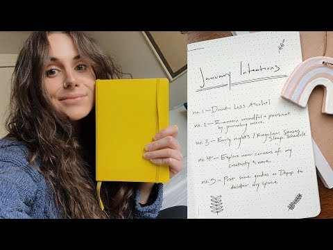 My Simple Minimalist Bullet Journal Setup 〰 bujo for productivity & mindfulness